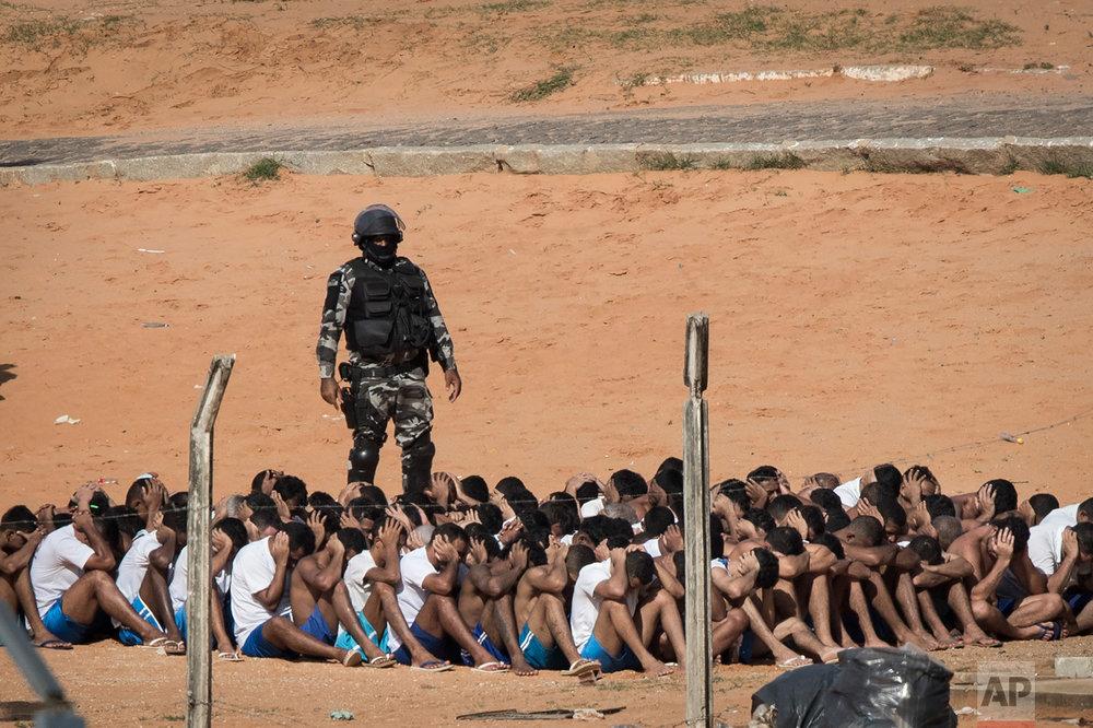 Brazil Prison Killings