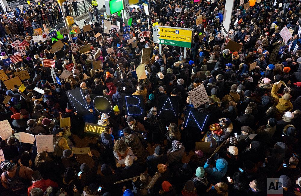 Trump Travel Ban New York