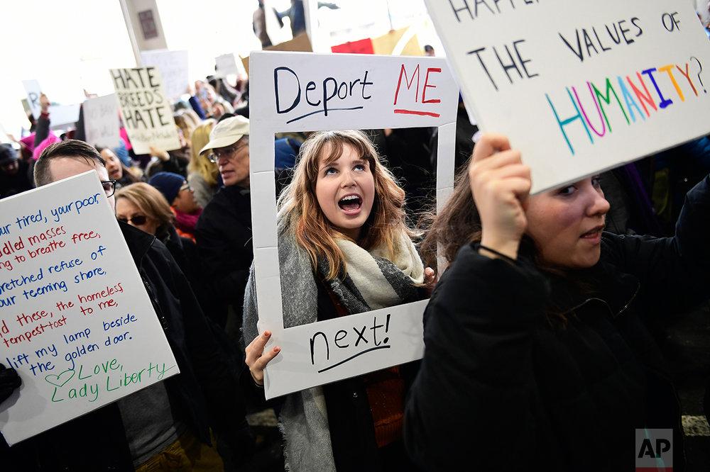 Trump Travel Ban Philadelphia