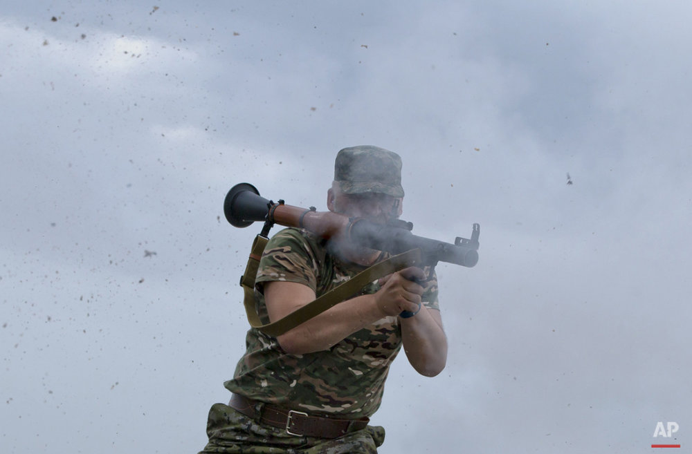 Series chronicling the continuing war in Ukraine. 