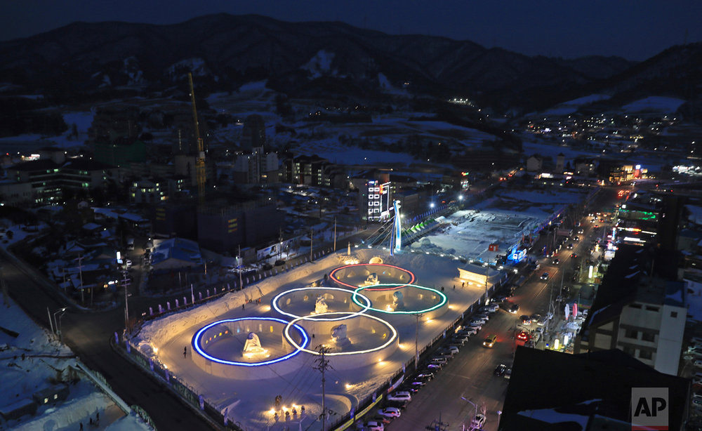 One year before Pyeong Chang Winter Olympic Games