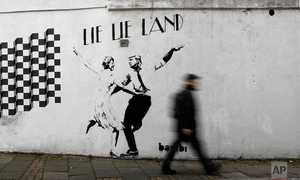Britain Street Art