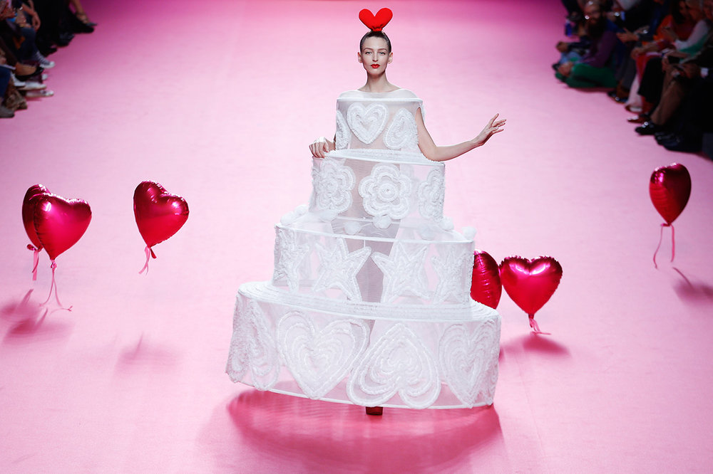 Spain Fashion Week Agatha Ruiz De La Prada