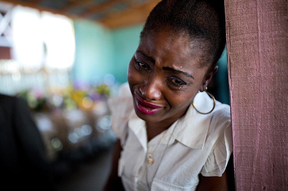 Haiti Inmate Burials
