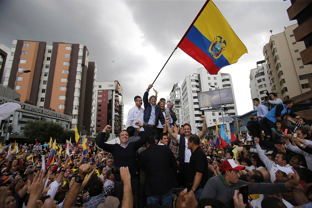 Ecuador Presidential Election