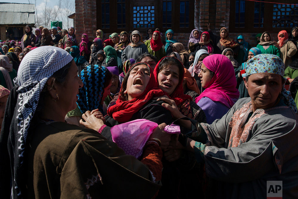India Kashmir Rebel Attack
