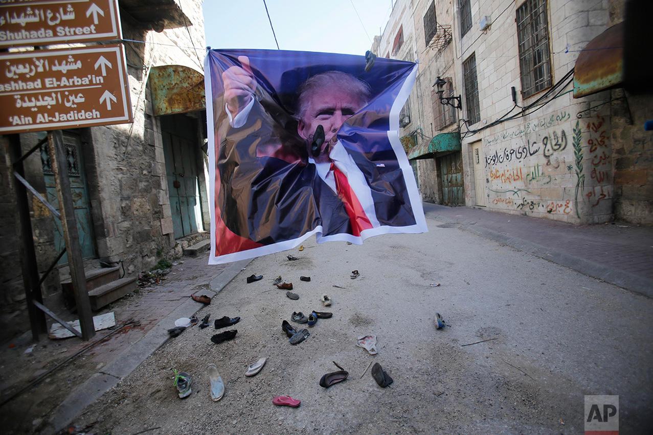 Palestinians Trump