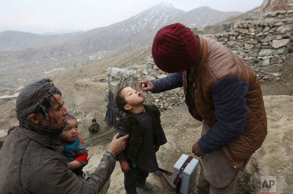 Afghanistan Polio Campaign