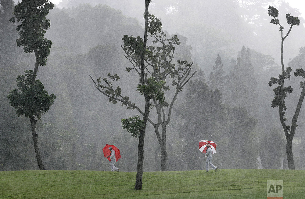 Singapore HSBC Women's Champions Golf