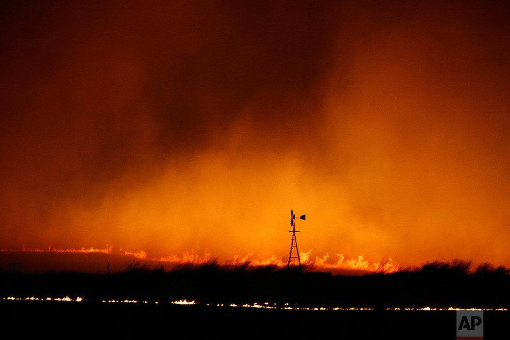 Kansas Fires