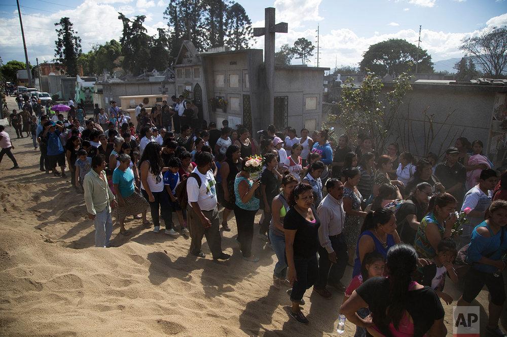 Guatemala Fire