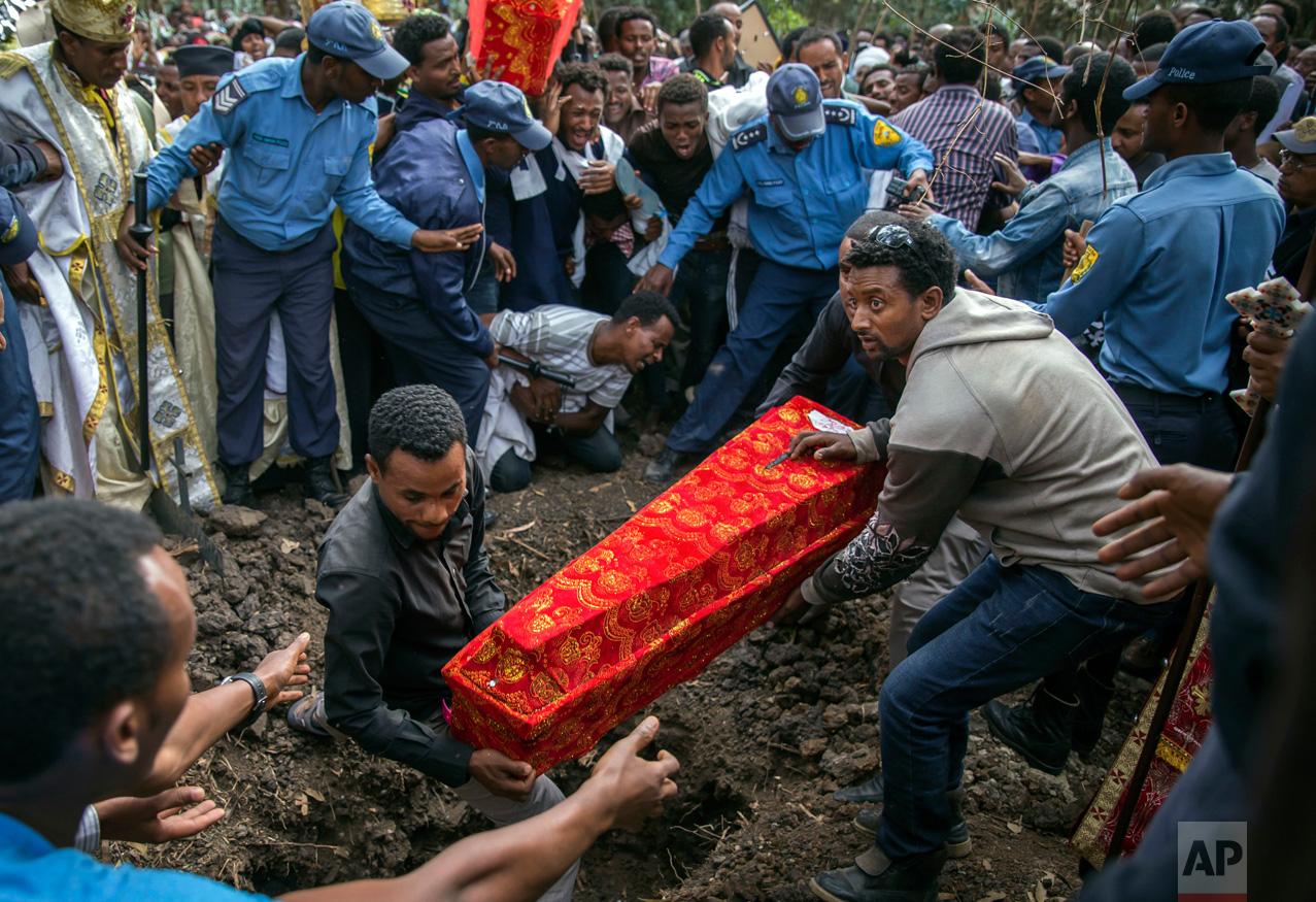 Ethiopia Deadly Landslide