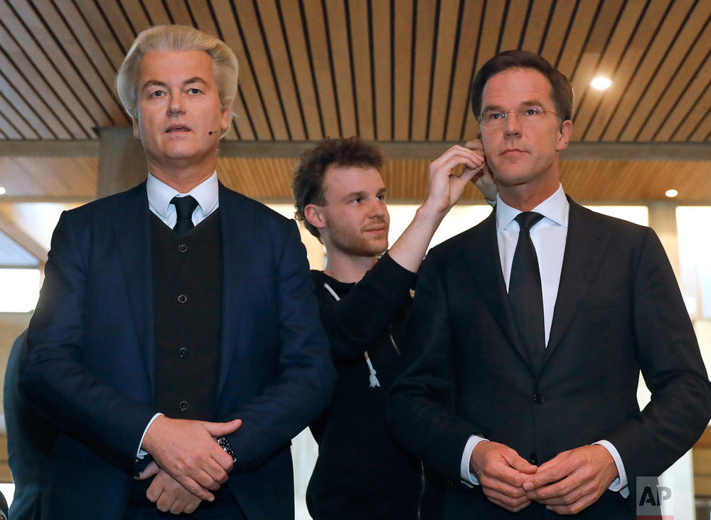 Netherlands Election