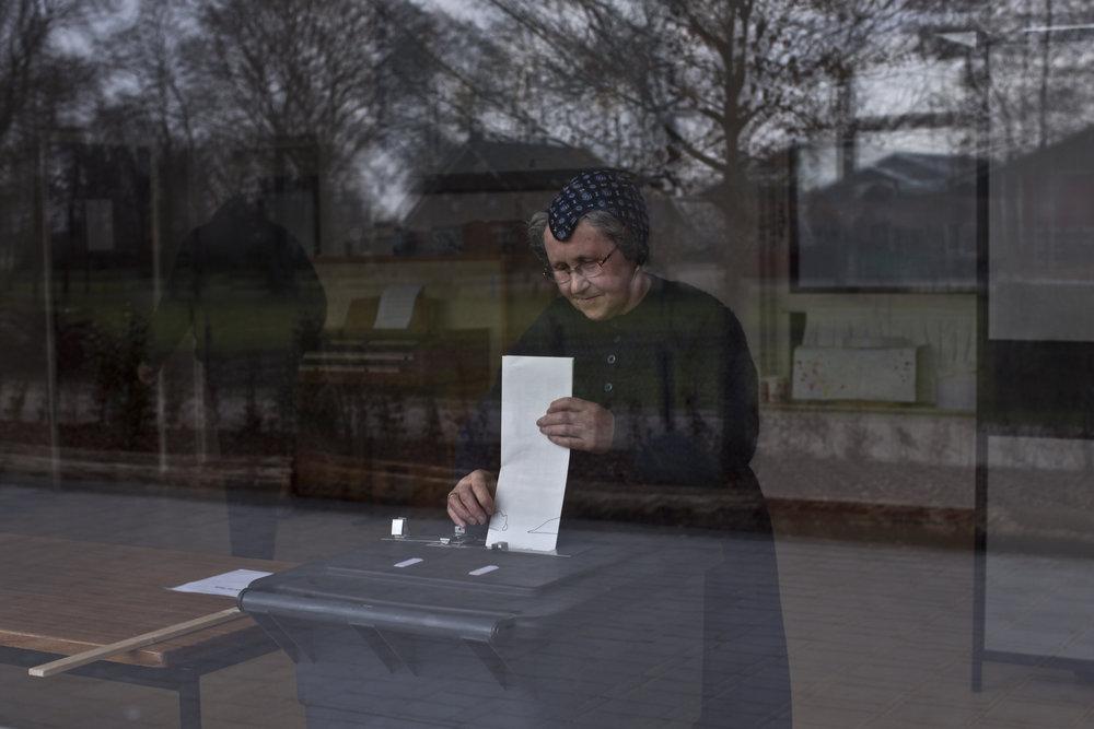 Netherlands Election