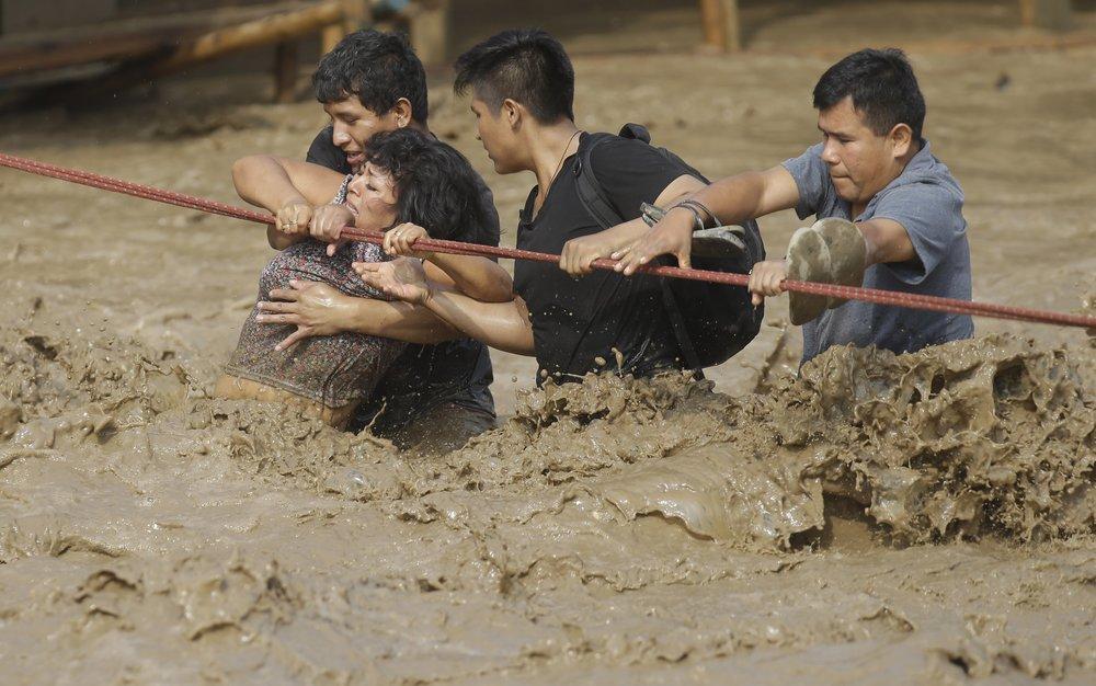 Peru Floods