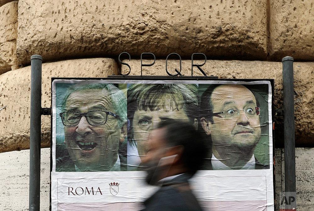 Italy EU Anniversary