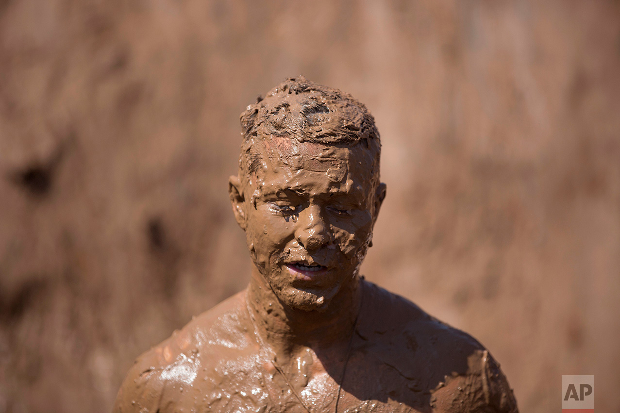 Israel Mud Day