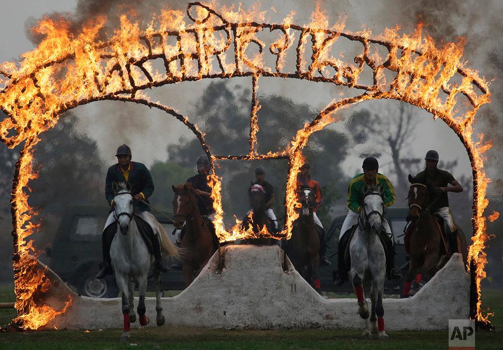 Nepal Horse Festival