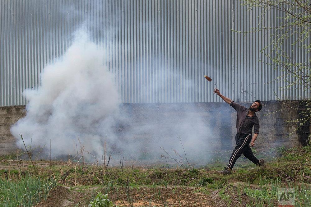 India Kashmir Violence
