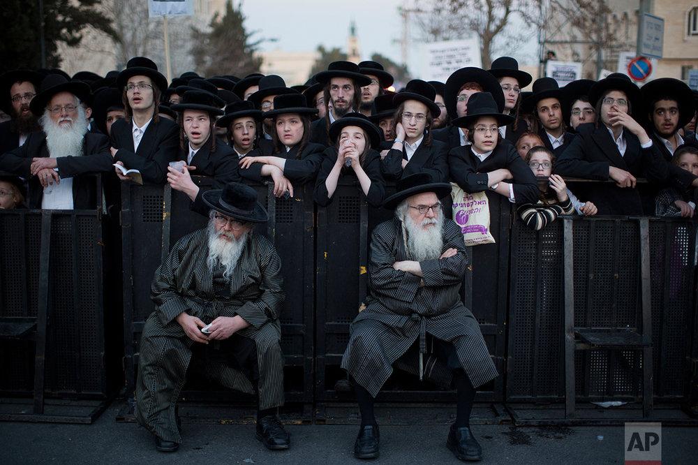 Israeli Draft Protest