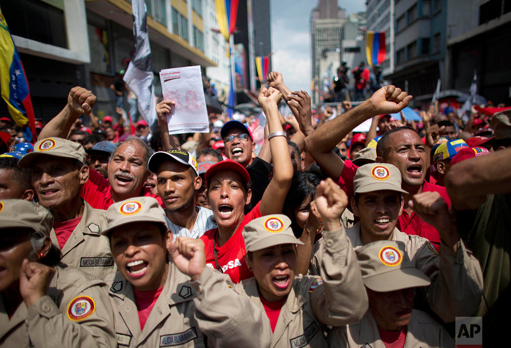 Venezuela OAS
