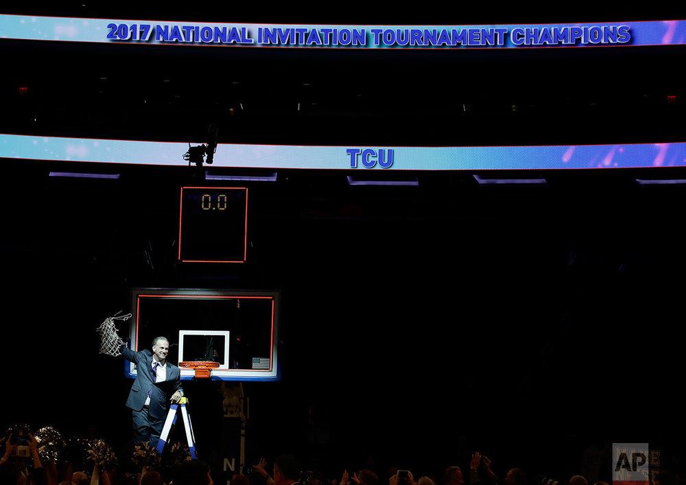 NIT Championship Basketball