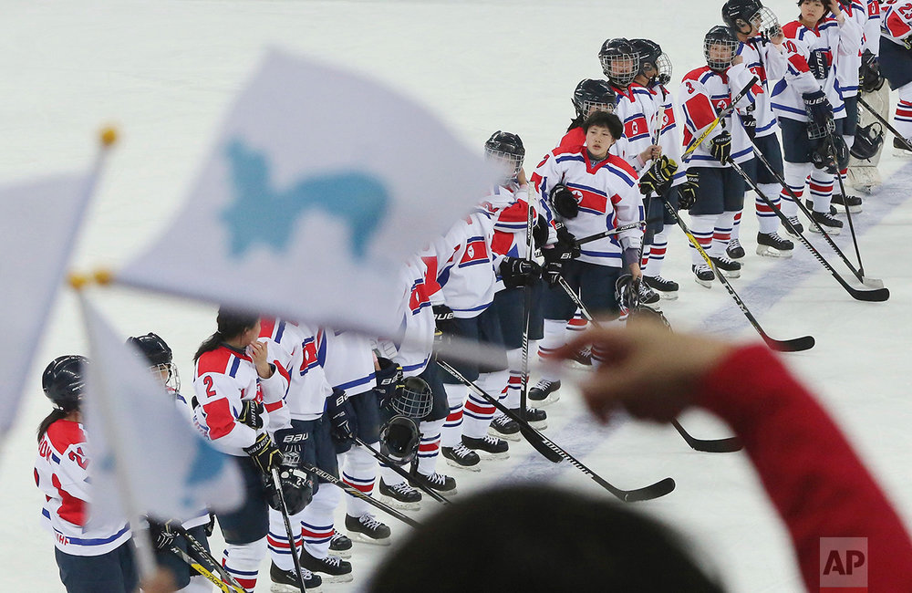 South Korea Ice Hockey Women World Championship