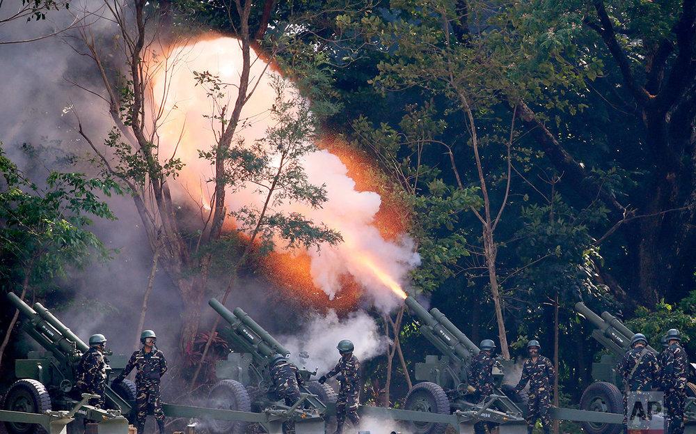 Philippines Duterte Army
