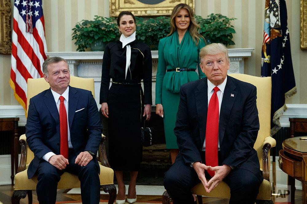 Trump US Jordan