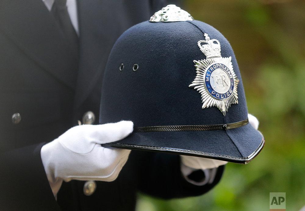 Britain Attack Funeral