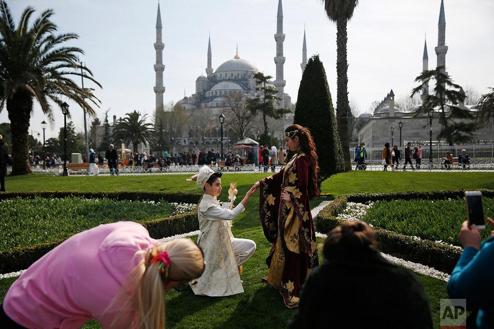 Turkey Istanbul Daily Life