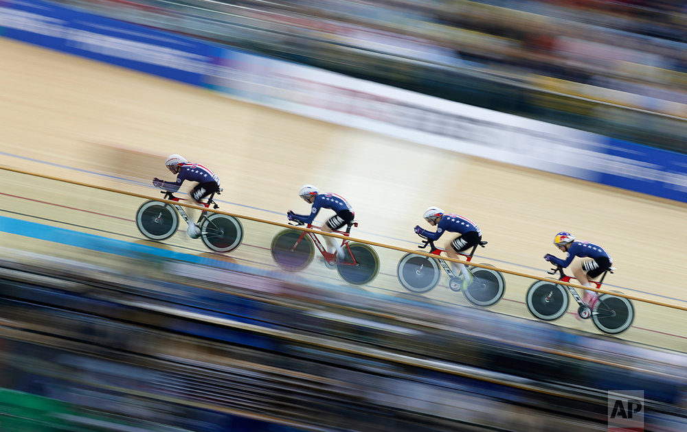 Hong Kong World Track Cycling championships