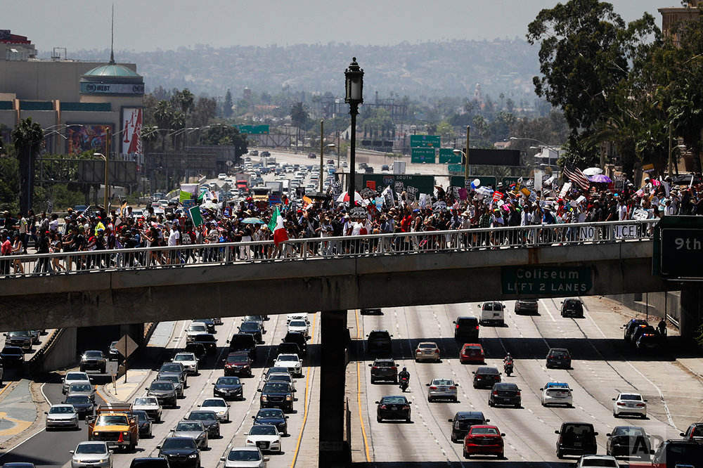 May Day Los Angeles