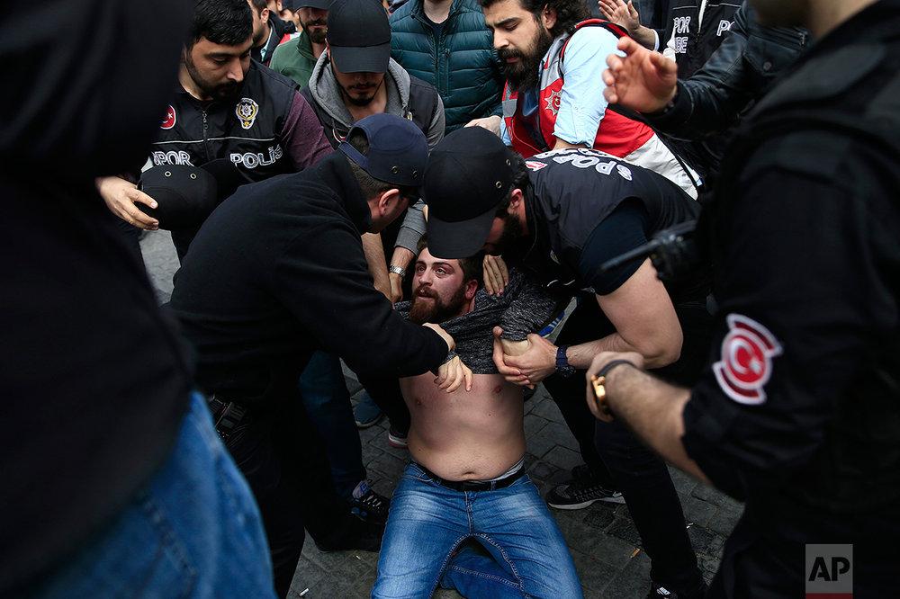 Turkey May Day
