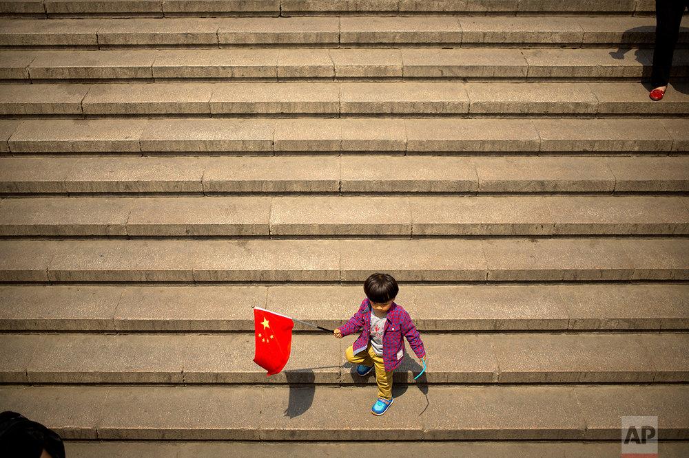 China May Day
