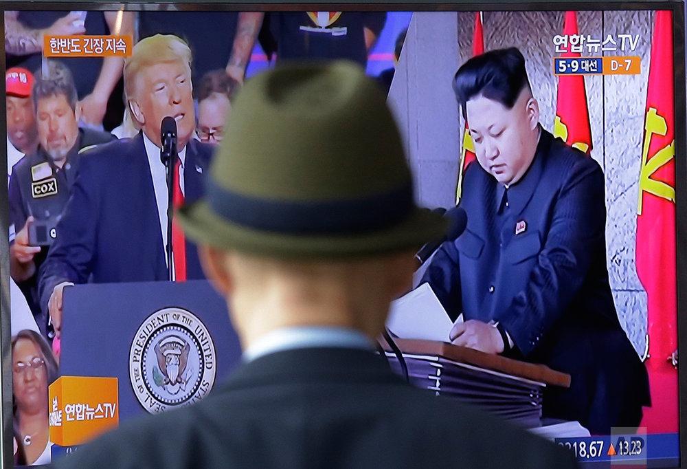 South Korea Koreas Tension Smart Cookie