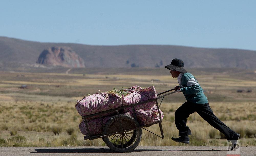 Bolivia Daily Life