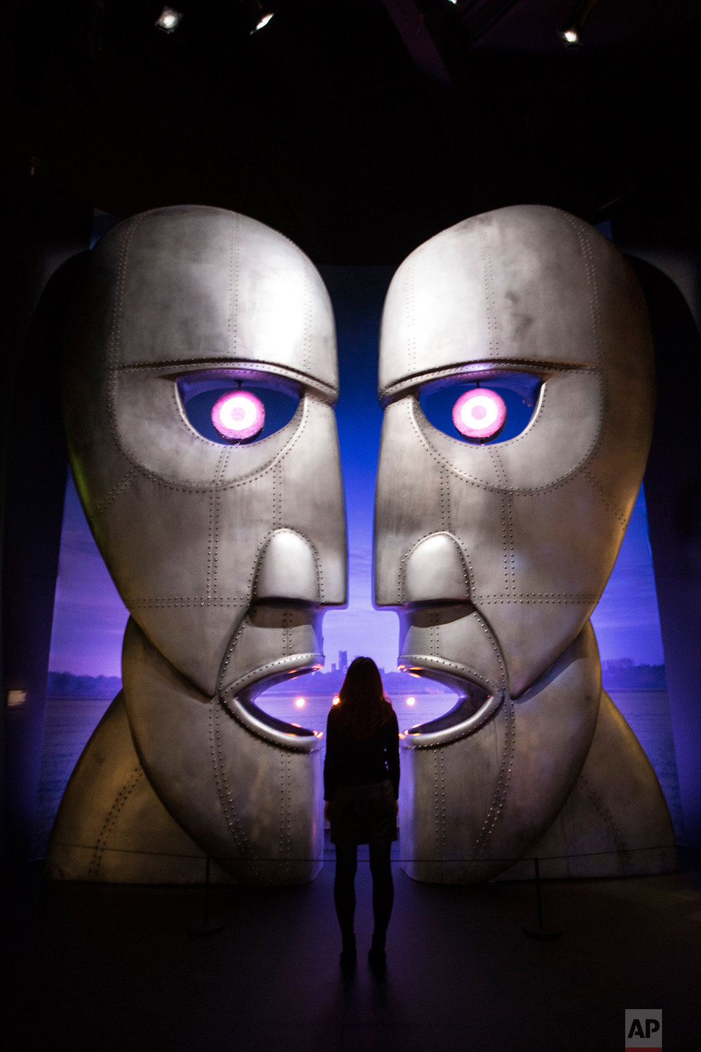 Britain Pink Floyd Mortal Remains Exhibition