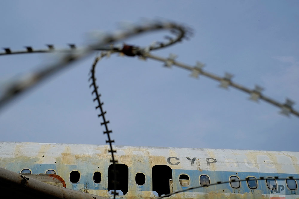 Cyprus Abandoned Airport