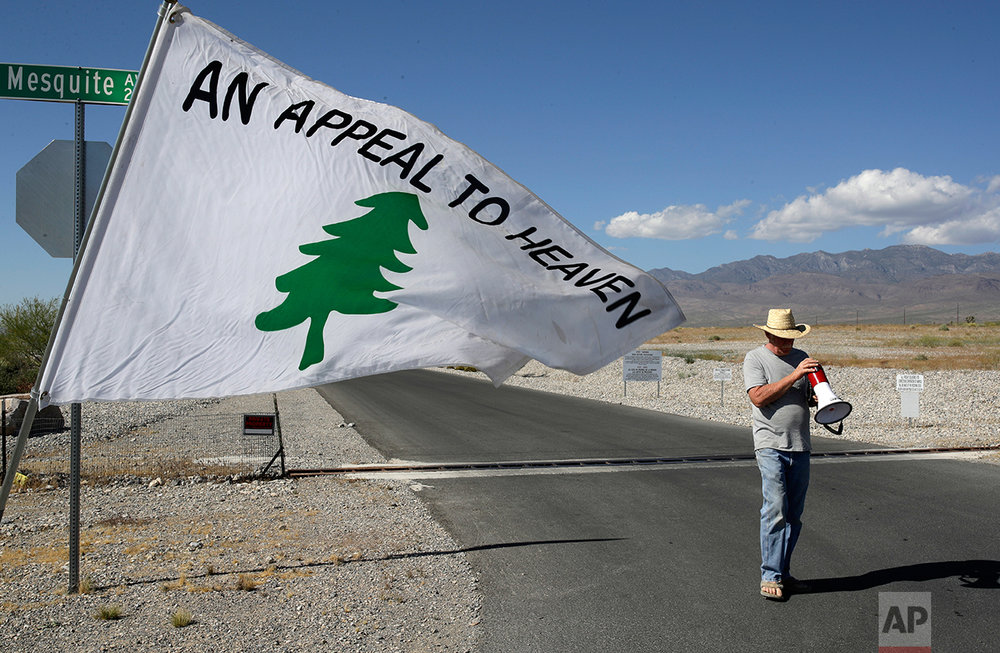 Ranching Standoff Nevada Detention