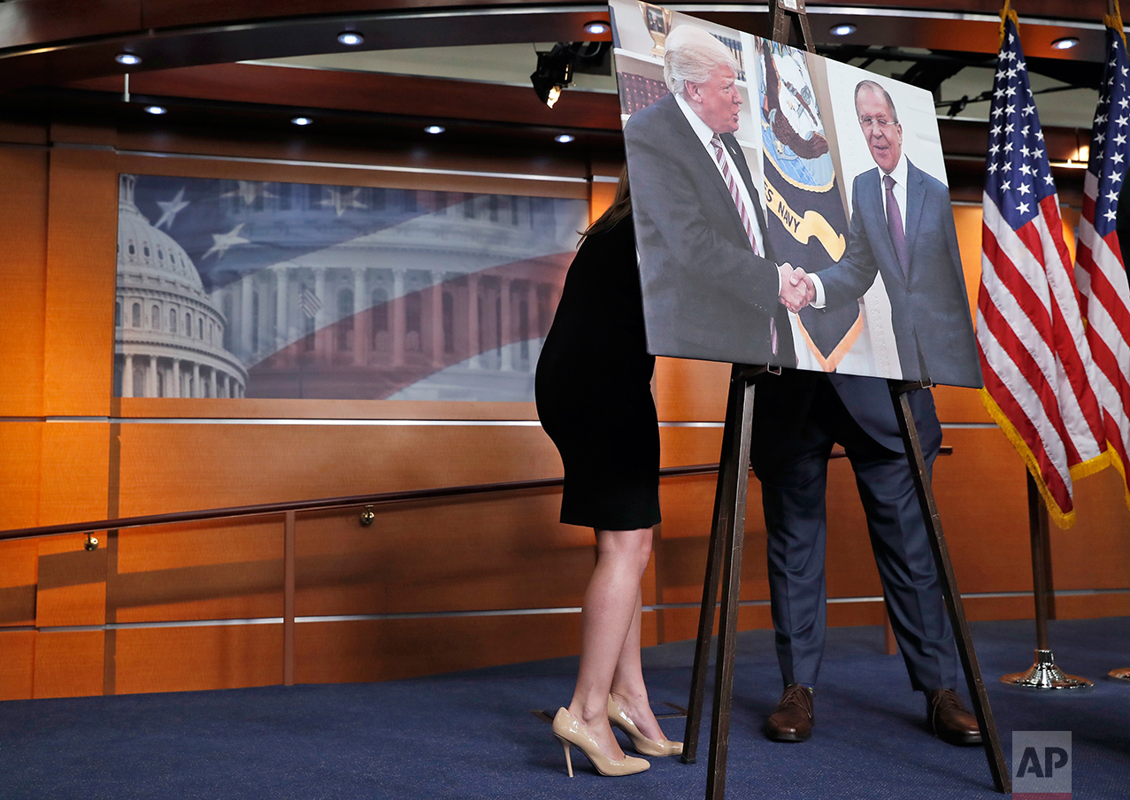 Congress Trump Russia