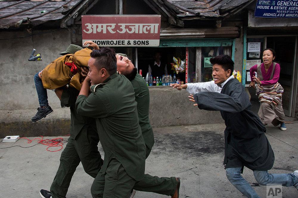 India Tibet Panchen Lama
