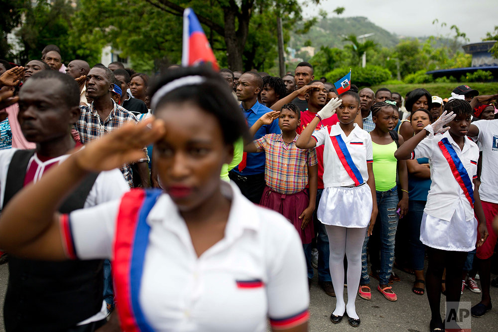 Haiti Flag Day
