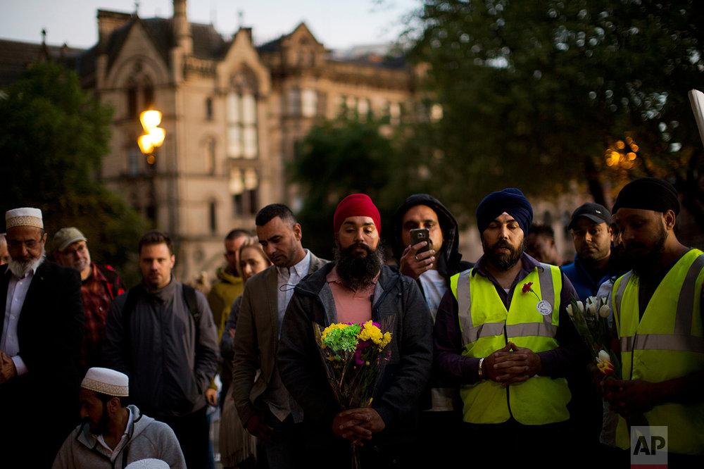 Britain Concert Blast
