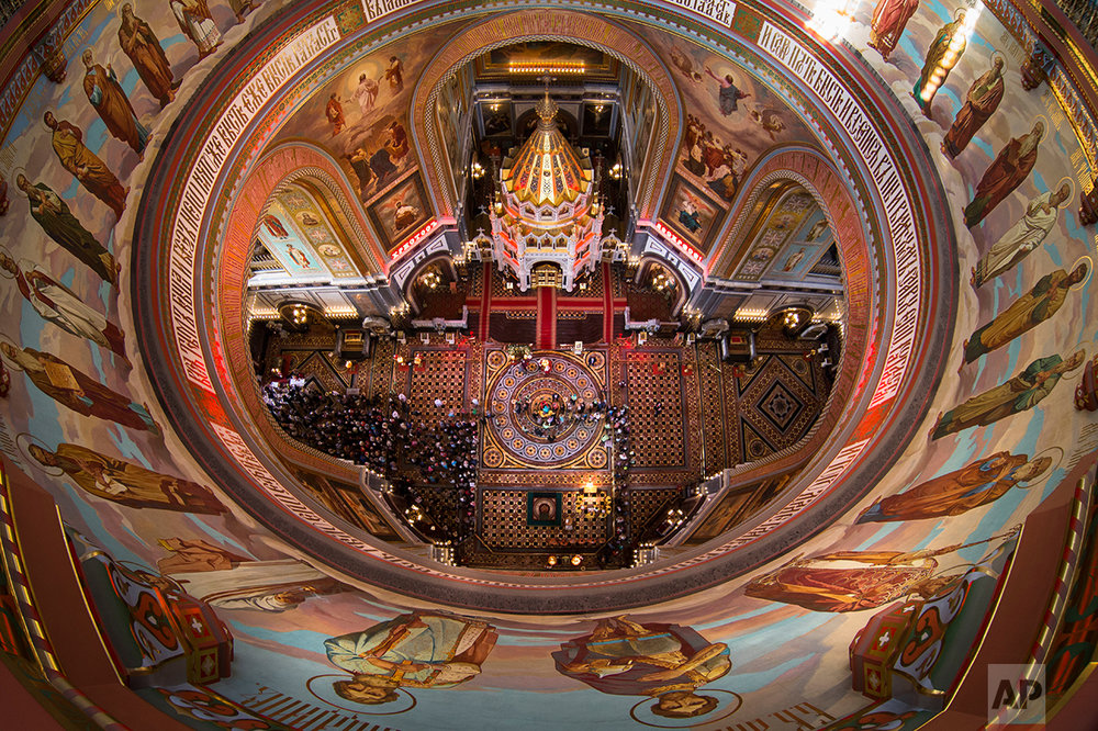 Russia Saint Nicholas