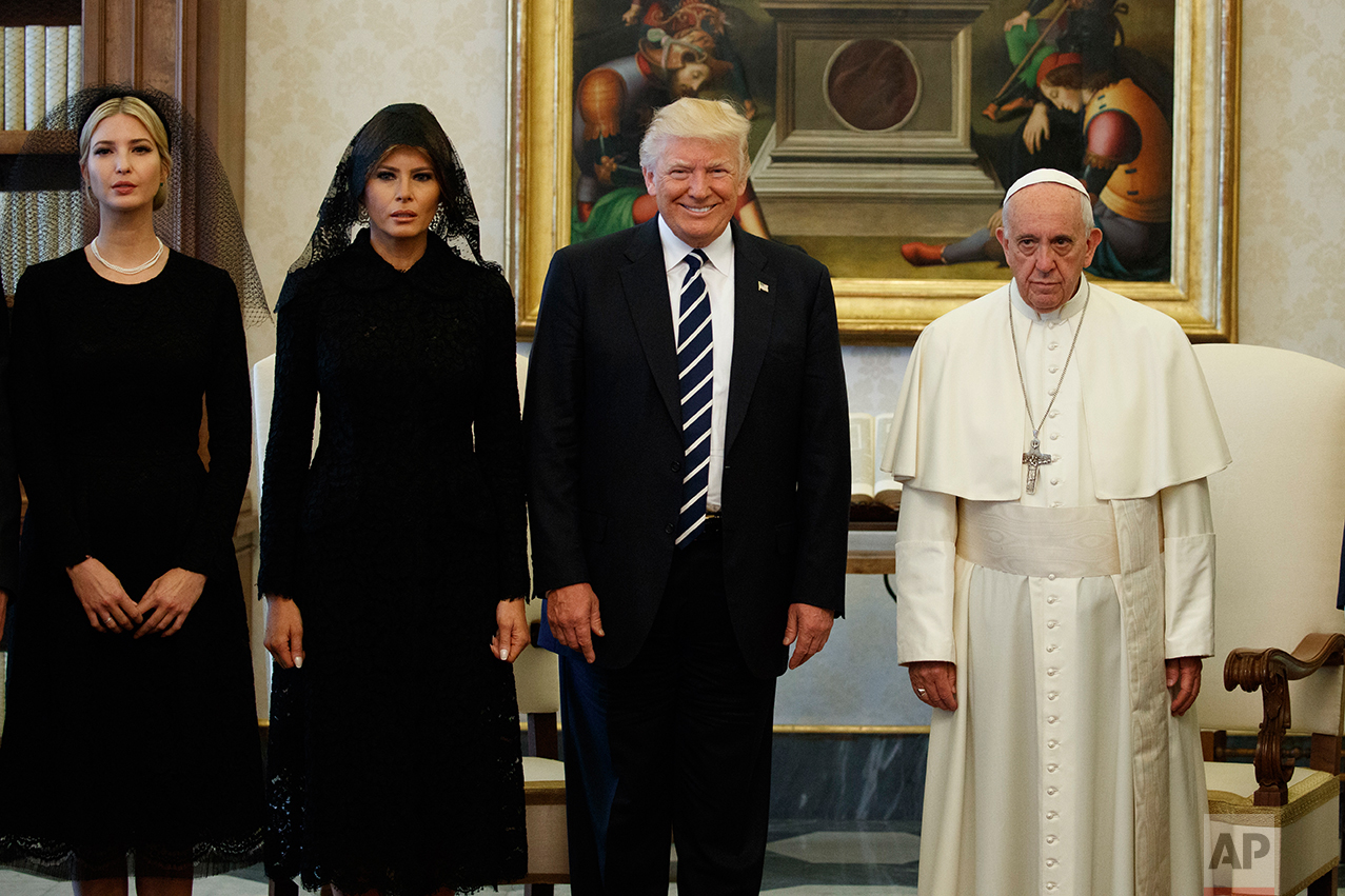 Trump US Vatican