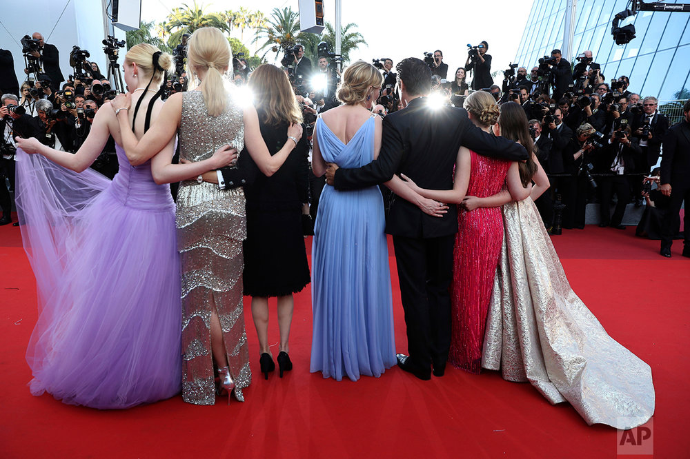 France Cannes 2017 The Beguiled Red Carpet