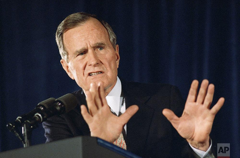 George H. Bush 1992