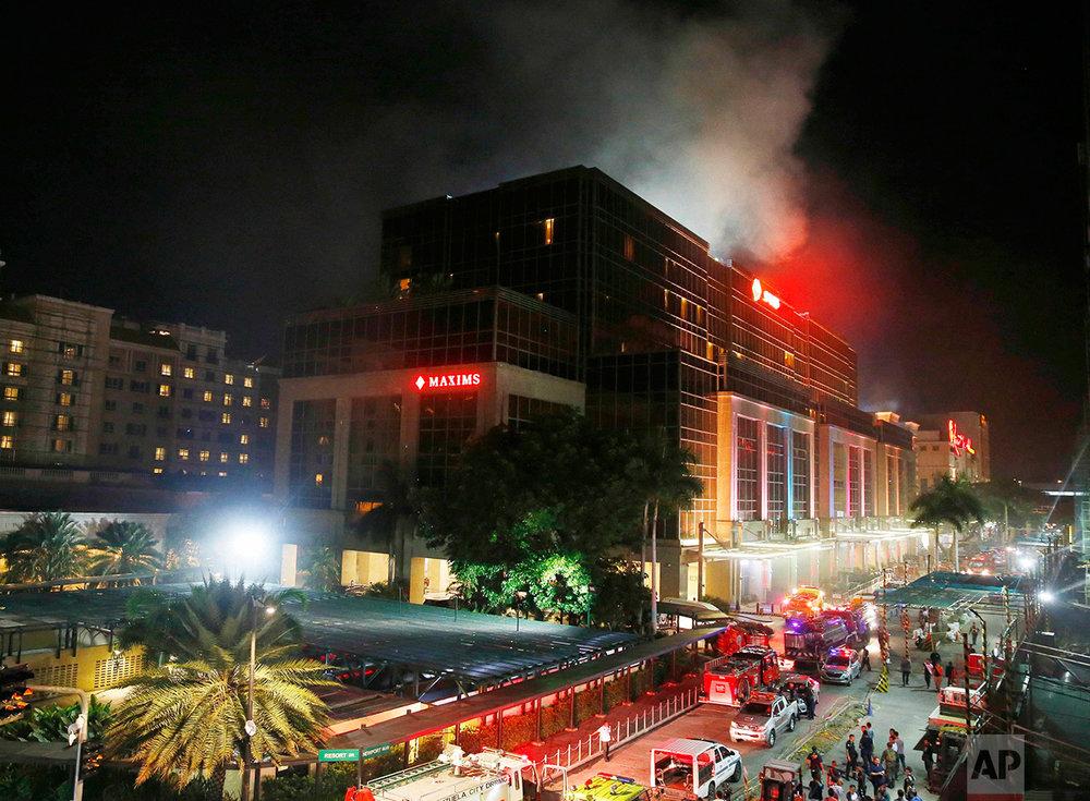 Philippines Attack