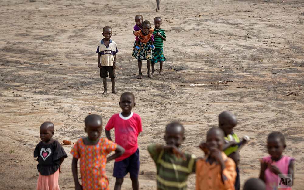 Uganda South Sudan Refugees
